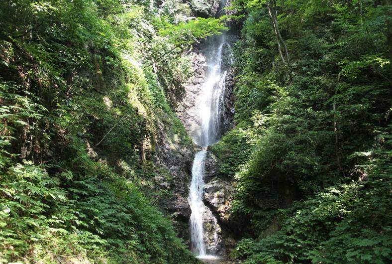 岩首養老の滝