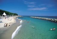 城が浜海水浴場