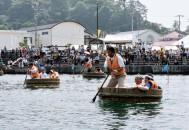 佐渡小木たらい舟・さざえ祭り