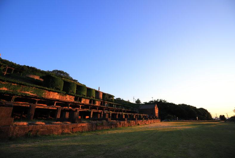 北沢浮遊選鉱場08
