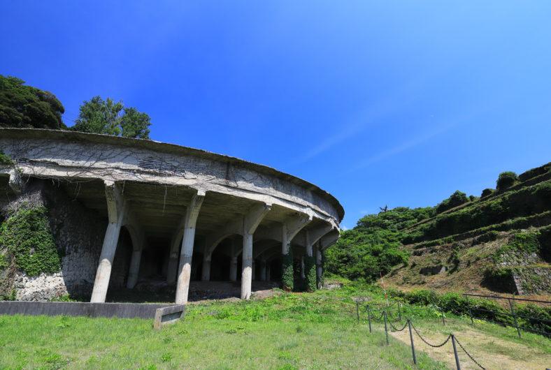 北沢浮遊選鉱場13