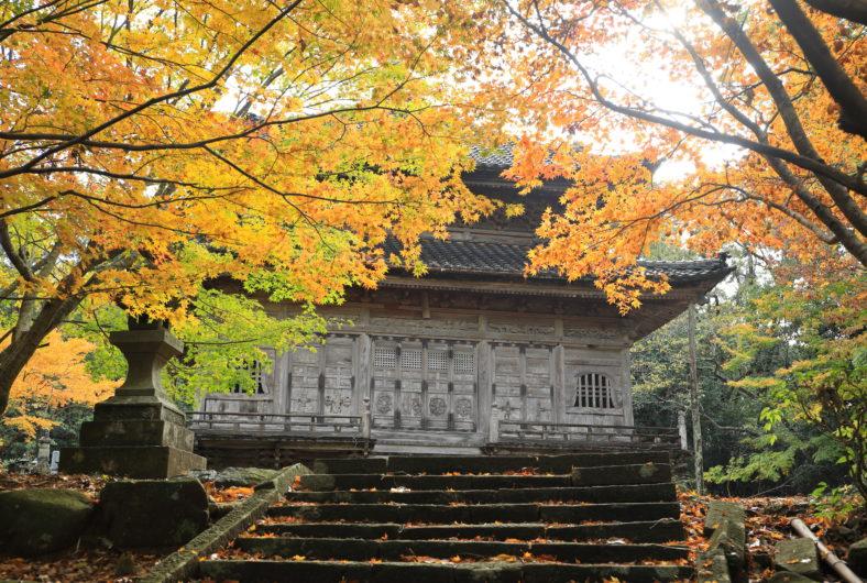 慶宮寺 八祖堂02