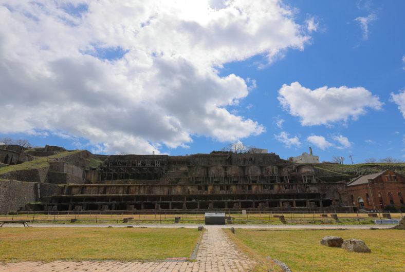 北沢浮遊選鉱場16